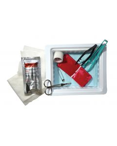 05-51-9431 Pocket Nurse® Dressing Change Tray Instruments & ABD™ Pad