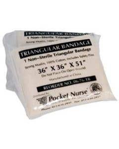 05-68-202 Pocket Nurse® Triangular Bandage