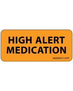 06-31-5294 High Alert Labels