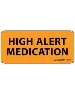 06-31-5294 High Alert Labels