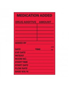 06-59-215 Multi-Medication Added Label