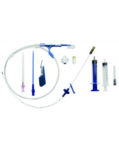 06-67-3200 Pocket Nurse® Central Line Tray w/Single Lumen Catheter