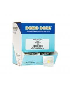 06-93-0042 Demo Dose® Folc Acd 1 mg - 100 Pills/Box