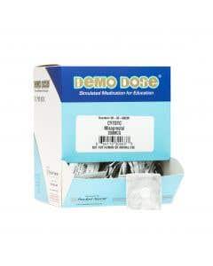 06-93-0063 Demo Dose® Misoprostl (Cytotc) 200 mcg- 100 Pills/Box