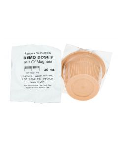 06-93-0130 Demo Dose® Mlk of Magnesi 30 mL