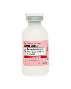 06-93-0416 Demo Dose® Potassim Chlorid 20 mL