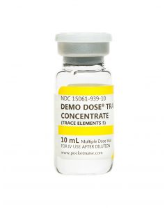 06-93-0419 Demo Dose® Trac Concentrat (Trac Elemnts 5) 10 mL