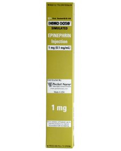 06-93-1130 Demo Dose® EPINEPHrin 10mL