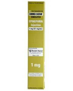 06-93-1130 Demo Dose® EPINEPHrin 10mL