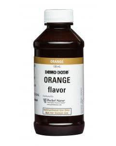 06-93-1333 Demo Dose® Orange Flavor 120mL
