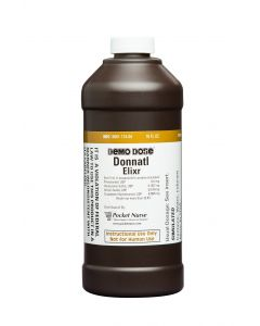 06-93-1352 Demo Dose® Belladonn Alkalods (Donnatl) Elixr 473 mL 16.2 mg/5 mL