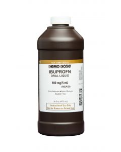 06-93-1353 Demo Dose® Ibuprofn 100mg/5mL Pint