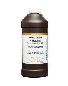 06-93-1358 Demo Dose® Nystatn 100,000 units/mL - Pint