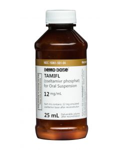 06-93-1364 Demo Dose® Tamifl 12mg/mL