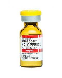 06-93-1429 Demo Dose® Haloperidl 5mg/1mL vial 2mL