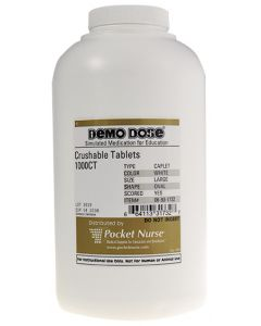06-93-1732 Demo Dose® Crushable Tablets