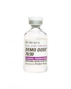 06-93-2010 Demo Dose® 70/30 Insuln 100 units mL 10 mL