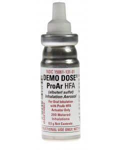 06-93-2902 Demo Dose® ProAr HFA Aersol Inhaler