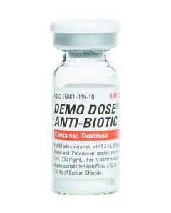 06-93-3007 Demo Dose® Anti-Biotic 10mL 1g/10mL