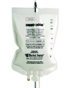 06-93-6025 Demo Dose® Totl Parenterl Nutritin with Lipds