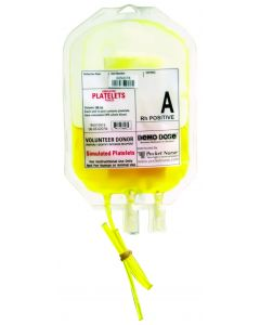 06-93-6207 Demo Dose® Simulated Platelets A Rh Positive