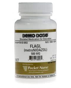 06-93-6953 Demo Dose® Metronidazol/Flagl 500 mg