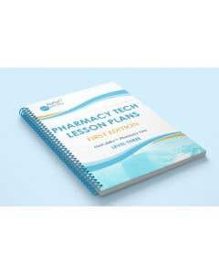 06-98-2101-LVL1 KbPort™ Pharmacy Tech Training Level One