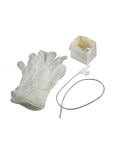 07-71-4893 BD Airlife™ Catheter with 2 Latex Free Gloves Kit