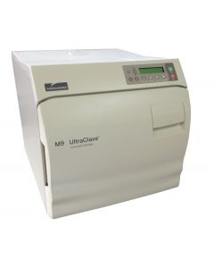 08-10-1390-NEW Ultraclave® M9 Automatic Sterilizer with Manual Door
