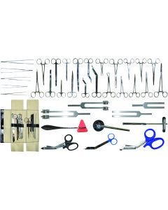 08-56-3700 Pocket Nurse® Surgical Instrument Bundle - 37 Instruments