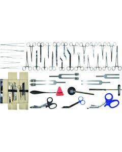 08-56-3700 Pocket Nurse® Surgical Instrument Bundle - 37 Instruments