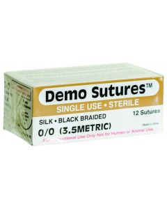 08-82-1010P Demo Suture Circle Curved Cutting