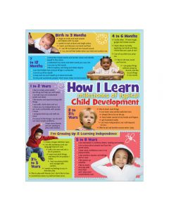 09-31-4150 Laminated Poster: How I Learn