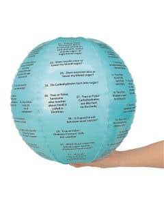 09-38-2412 Diabetes Toss-Up Ball