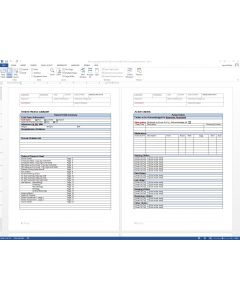 09-79-1090 Pocket Nurse® SimLab Medical Record - 4G Flashdrive