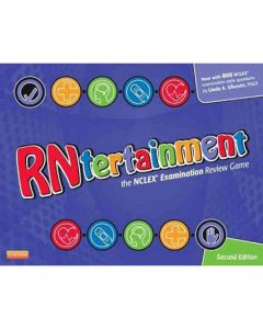 09-79-4635 RNtertainment the NCLEX Examination Review Game