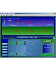 09-79-9147 Learning Cardiac Auscultation CD Non-Returnable