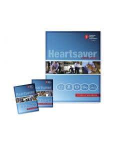 09-83-1020 Laerdal Heartsaver CPR AED Student Workbook