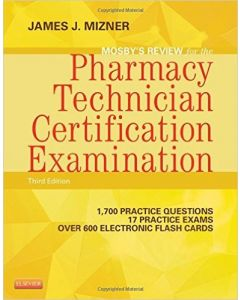 09-83-3370 Review for the Pharmacy Tech Certification Exam, 3rd Edition