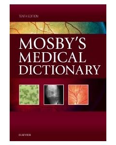 09-83-4258 Mosby's Medical Dictionary, 10th Edition
