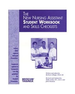 09-83-533 New Nursing Assistant Student Workbook and Skills Checklists 8th Edition