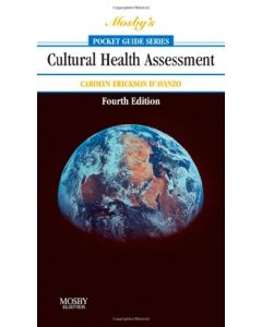 09-83-8580 Mosby's Pocket Guide to Cultural Health Assessment, 4th Edit