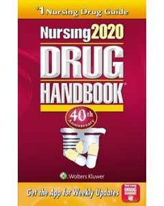 09-83-9264 2020 Nursing Drug Handbook