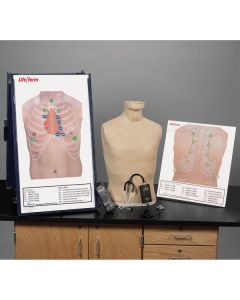 11-81-0012 Deluxe Life/form® Auscultation Training Station
