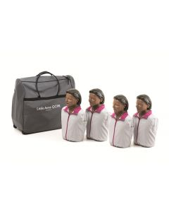 11-81-0102 Little Anne QCPR 4 Pack