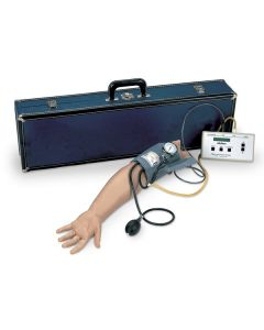 11-81-1129 Nasco Life/form® Deluxe Blood Pressure Simulator with Speaker System