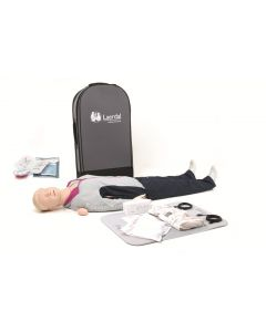 11-81-1715 Resusci Anne QCPR Full Body Manikin with AED Skin