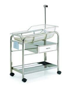 12-50-226 Pocket Nurse® Bassinet with Bonus Linen Package