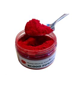 14-17-8629 Train-4-Real F/X Coagulated Blood Powder - 5oz