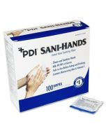 03-85-1315 PDI® Sani-Hands Antimicrobial Hand Cleaner Wipes - (Ships ORMD)